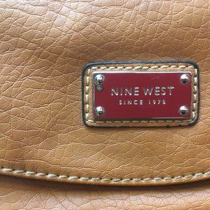 Ninewest Convertible Cross-body Bag/wrist-clutch